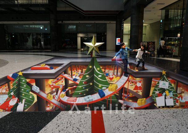 グランフロント大阪 クリスマス「プレゼント工房」