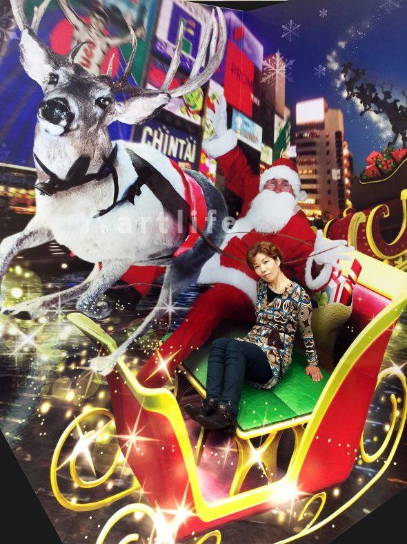 NAMBAなんなん・クリスマス