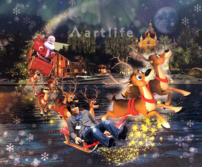 甲子園ららぽーとクリスマス