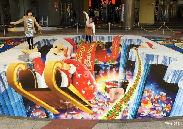 リバーウォーク北九州クリスマス