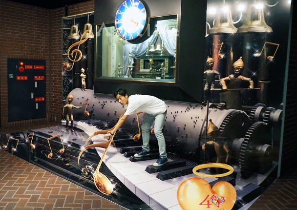 福岡 天神地下街40周年誕生祭記念「オルゴール」